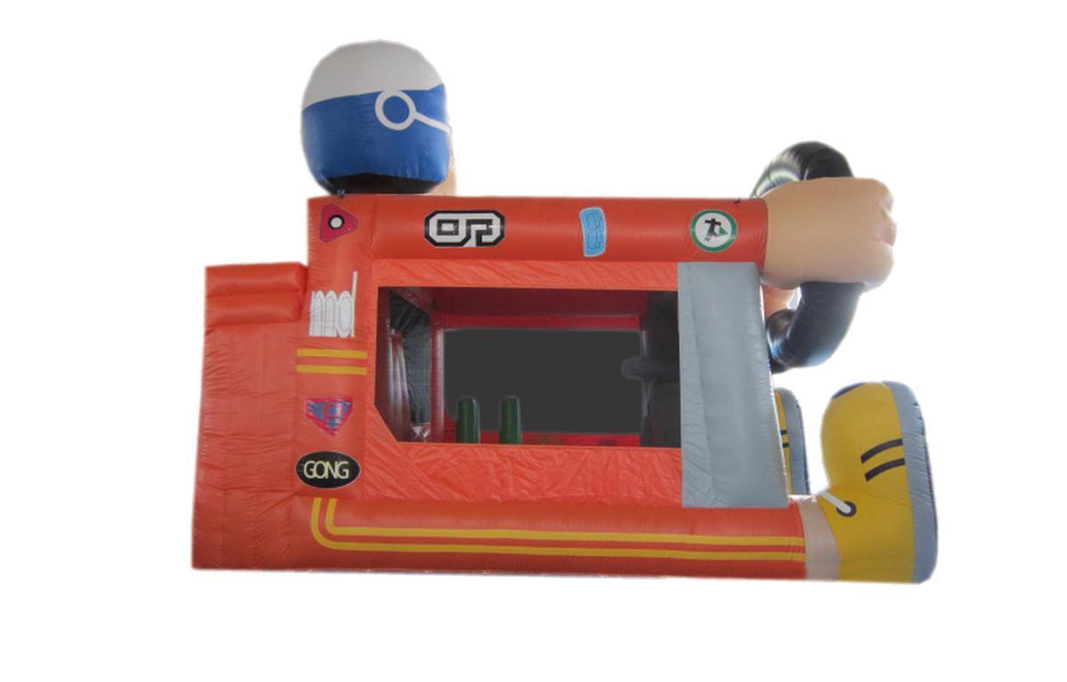 GIOCO GONFIABILE RACER-3