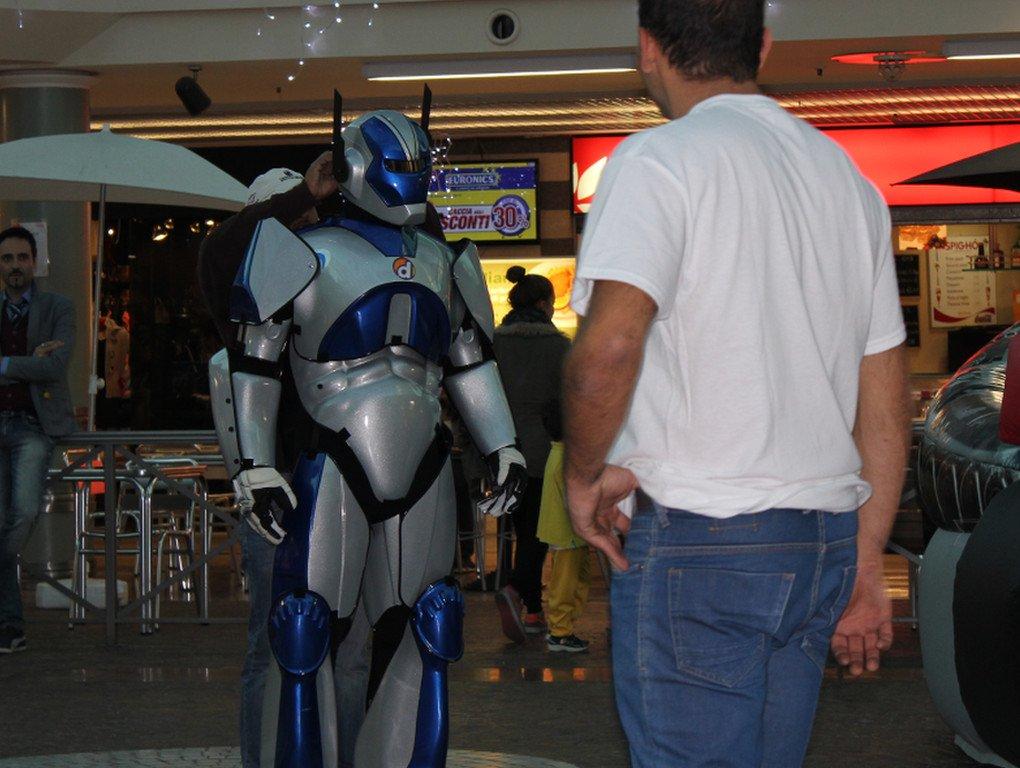 carbon X costume