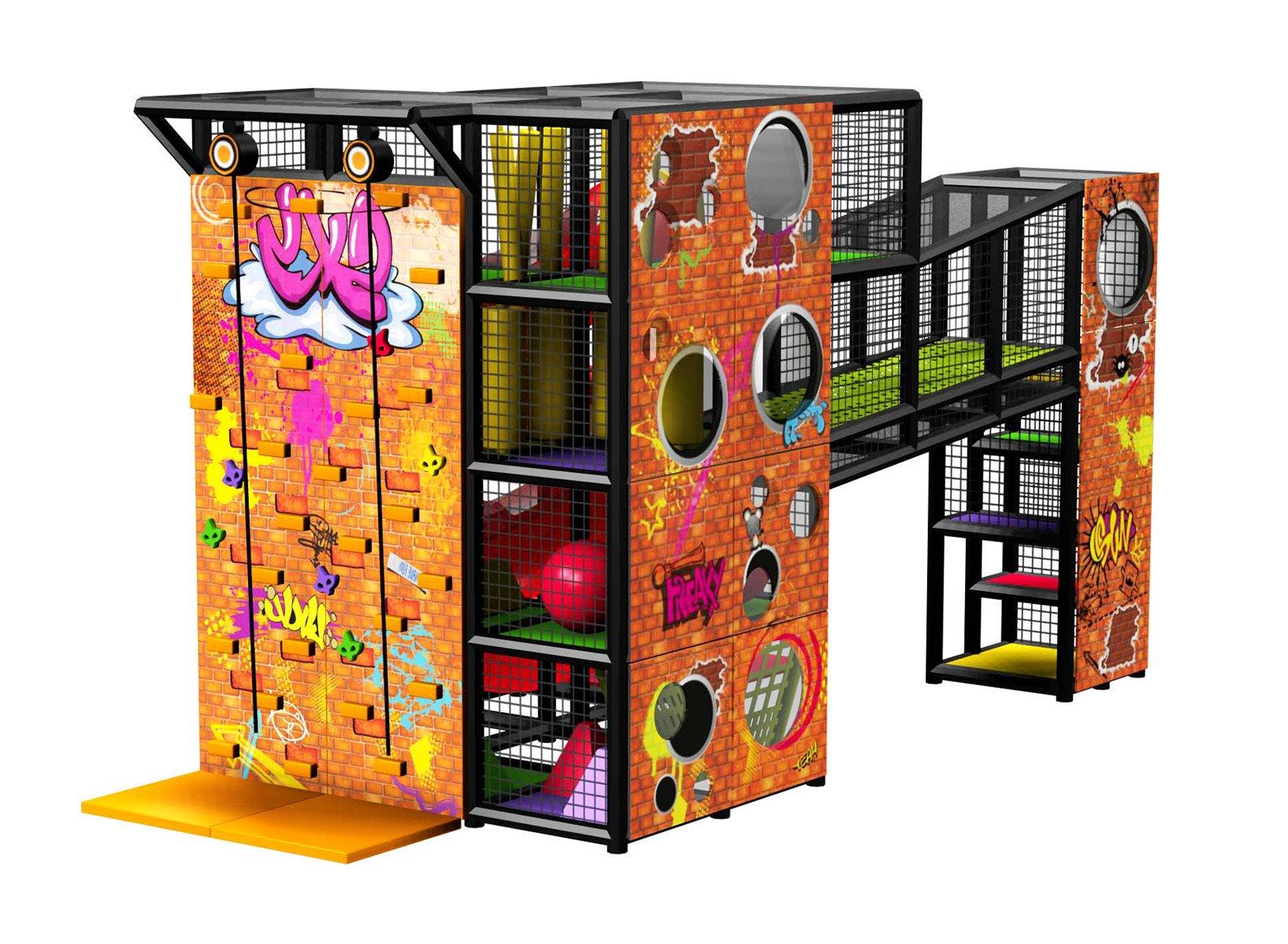 playground-struttura
